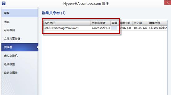 SystemCenter2012SP1实践(25)VMM下HyperV的高可用(下)