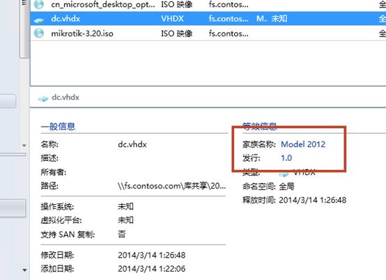 微软私有云分享(R2)15检查和使用等效资源